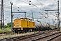 "LEW 14453 - DB Netz ""203 306-6"" 12.07.2016 - Oberhausen, Rangierbahnhof WestRolf Alberts"