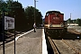 "LEW 14454 - DR ""202 753-0"" 09.06.1993 - Dessau, Wörlitzer BahnhofThomas Rose"