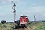 """LEW 14455 - DR """"110 754-9"""" 06.08.1987 - BaderslebenIngmar Weidig"""