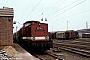 """LEW 14457 - DR """"110 756-4"""" 12.05.1990 - ChemnitzWerner Brutzer"""