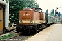 """LEW 14459 - DB AG """"204 758-7"""" 18.05.1999 - Saalfeld (Saale)Ralf Wohllebe"""