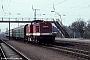 """LEW 14464 - DR """"201 763-0"""" 10.04.1992 - PriortWerner Brutzer"""