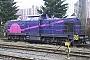 """LEW 14469 - DB Regio """"203 999-8"""" 28.12.2004 - NürnbergMatthias Schöck"""