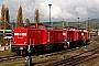 """LEW 14475 - Railion """"204 774-4"""" 27.10.2004 - Saalfeld (Saale)Helmut Sangmeister"""