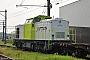 "LEW 14658 - Captrain ""203-103"" 23.07.2016 - Rotterdam, WaalhavenSimon Bruggeling"