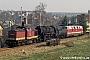 """LEW 14843 - DR """"202 786-0"""" 19.03.1992 - Thalheim (Erzgebirge)Ralph Mildner"""