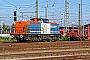 """LEW 14843 - SONATA """"203 162-3"""" 25.09.2016 - Mannheim, RangierbahnhofErnst Lauer"""