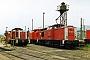 "LEW 14846 - DB Cargo ""204 789-2"" 27.05.2001 - Saalfeld, Betriebshof Daniel Berg"