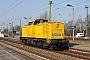 "LEW 14848 - DB Netz ""203 308-2"" 06.03.2012 - Leipzig-TheklaDaniel Berg"