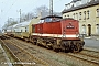 """LEW 14851 - DR """"112 794-3"""" 26.10.1988 - Borna (bei Leipzig)Marco Osterland"""
