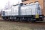 """LEW 14853 - duisport """"203 003-9"""" 04.02.2002 - Duisburg-Duissern, duisport railUdo Deuser"""
