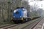 """LEW 14853 - duisport """"203 003-9"""" 04.04.2011 - Duisburg-Rheinhausen, Haltepunkt Rheinhausen OstRolf Alberts"""