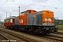 "LEW 14895 - hvle ""V 160.6"" 18.09.2008 - Wustermark, RangierbahnhofWerner Giebel"