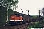 """LEW 15077 - DB Cargo """"204 805-6"""" 06.05.1999 - Reifland-WünschendorfTim Zolkos"""