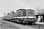 "LEW 15083 - DR ""112 811-5"" 20.03.1989 - Auerbach (Vogtland), oberer BahnhofJörg Helbig"