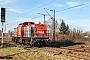 "LEW 15088 - BLG RailTec ""203 143-3"" 27.12.2013 - Leipzig-TheklaAlex Huber"