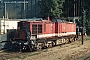"LEW 15222 - DB AG ""201 837-2"" 20.09.1994 - NeustrelitzMichael Uhren"