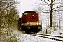 "LEW 15226 - DR ""112 841-2"" 02.01.1986 - BelzigRudi Lautenbach"
