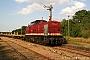 """LEW 15228 - ELL """"203 843-8"""" 22.08.2015 - Neustrelitz, SüdbahnhofMichael Uhren"""