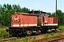 """LEW 15230 - DB Cargo """"204 845-2"""" 01.06.2003 - EspenhainDaniel Berg"""