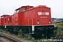 """LEW 15233 - DB Cargo """"204 848-6"""" 13.08.2001 - Saalfeld (Saale)Swen Thunert"""