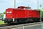 """LEW 15233 - DB Cargo """"204 848-6"""" 15.05.2003 - DöbelnDietrich Bothe"""