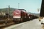"""LEW 15235 - DR """"110 850-5"""" __.09.1986 - Aue (Sachsen)Heiko Rau"""