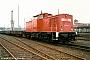 """LEW 15378 - DB Cargo """"204 860-1"""" 17.04.2001 - GothaSwen Thunert"""