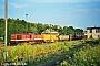 "LEW 15380 - DB Cargo ""204 862-7"" 30.08.1999 - Aue (Sachsen)Ralf-Gert Müller"