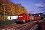 """LEW 15387 - DB Cargo """"204 869-2"""" 18.10.2002 - Schwarzenberg (Erzgebirge)Michael Koch"""