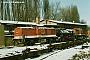 """LEW 15388 - DR """"299 112-3"""" 18.02.1992 - Wernigerode-WesterntorGerd Schlage"""