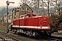 "LEW 15393 - DR ""110 875-2"" 22.03.1991 - Annaberg-Buchholz, SüdbahnhofThomas Ehrhardt"