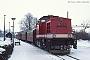 """LEW 16391 - DR """"199 877-2"""" 12.02.1991 - Wernigerode-WesterntorCarsten Templin"""