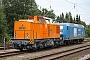 "LEW 16584 - MTEG ""293 022-0"" (beschriftet als 111 038-6) 25.07.2014 - Rostock-Bramow Stefan Pavel"