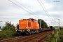 """LEW 16584 - MTEG """"293 022-0"""" 30.06.2004 - Saalfeld (Saale)Helmut Sangmeister"""