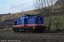 "LEW 16672 - Raildox ""293 002-2"" 28.02.2015 - Kuchen an der FilsDaniel Powalka"