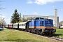 "LEW 16672 - Raildox ""293 002-2"" 05.05.2016 - AmstettenMartin Welzel"