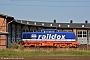 """LEW 16672 - Raildox """"293 002-2"""" 16.09.2020 - WismarWerner Schwan"""