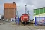 """LEW 17305 - DB Schenker """"298 306-2"""" 15.03.2010 - Stralsund, HafenAndreas Görs"""