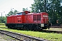 """LEW 17306 - Railion """"298 307-0"""" mit Unfallschaden 28.07.2008 - CottbusAndreas Haufe"""
