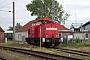 """LEW 17306 - DB Cargo """"298 307-0"""" 21.06.2003 - RostockPeter Wegner"""