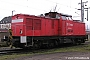 "LEW 17309 - DB Cargo ""298 310-4"" 20.03.2002 - NeubrandenburgHolger Viebke"