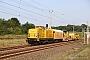 """LEW 17316 - DB Bahnbau """"293 007-1"""" 26.08.2017 - AdamsdorfMichael Uhren"""