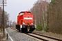 """LEW 17710 - Railion """"298 321-1"""" 21.02.2008 - MückenhainTorsten Frahn"""