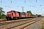 """LEW 17710 - DB Cargo """"298 321-1"""" 04.07.2018 - Nuthetal-Saarmund Norman Gottberg"""