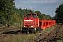 """LEW 17712 - DB Schenker """"298 323-7"""" 01.10.2010 - NieskyTorsten Frahn"""