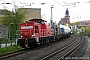 "LEW 17712 - DB Cargo ""298 323-7"" 03.05.2016 - Waren (Müritz) Michael Uhren"