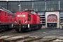 """LEW 17714 - Railion """"298 325-2"""" 27.12.2003 - Saalfeld (Saale)Peter Wegner"""