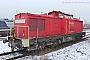 """LEW 17716 - DB Schenker """"298 327-8"""" 31.12.2014 - EberswaldeJörg van Essen"""