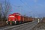 """LEW 17718 - Railion """"298 329-4"""" 23.01.2009 - Berlin-WuhlheideSebastian Schrader"""